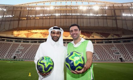 "Xavi: ""My dream is to coach Barcelona"""