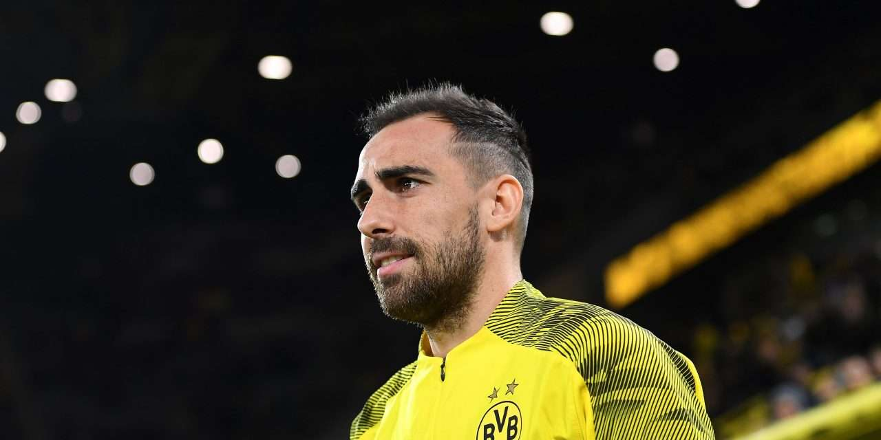 Villarreal set to sign Spanish international striker Paco Alcácer from Borussia Dortmund