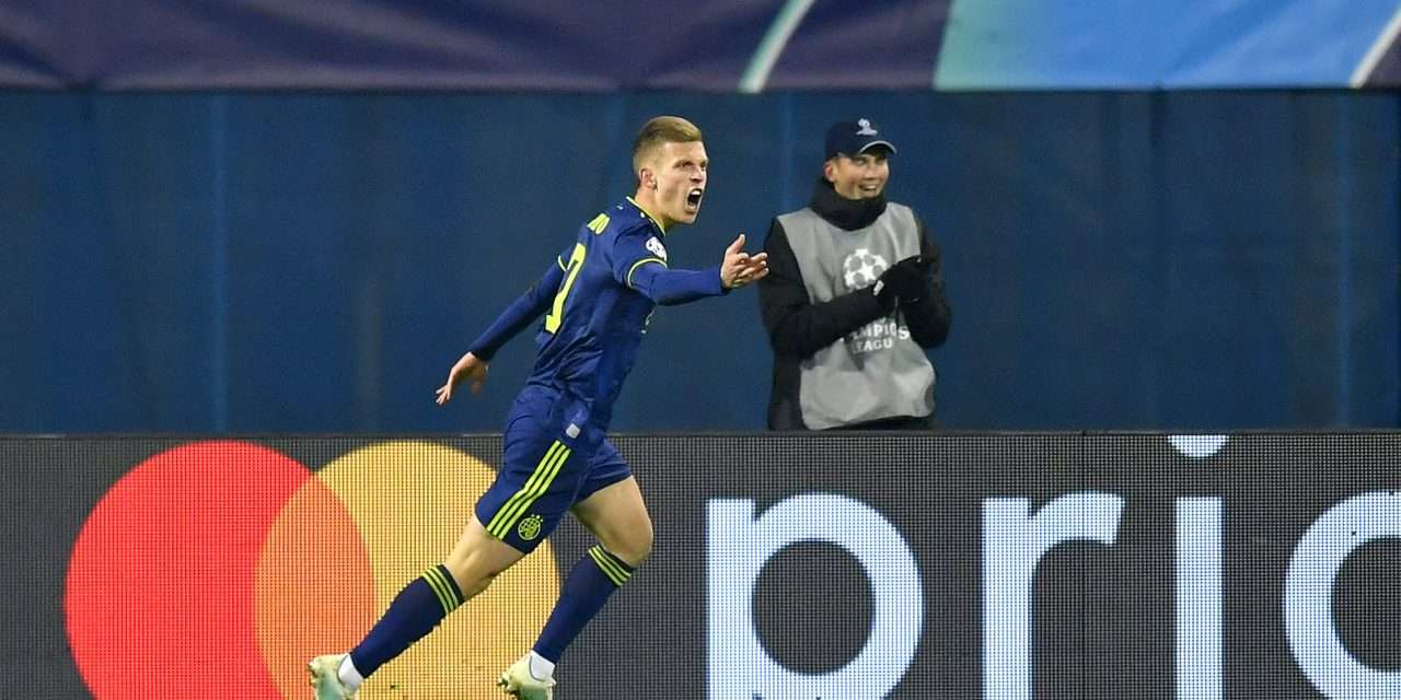 Dani Olmo closing in on RB Leipzig deal