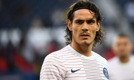 "Atlético Madrid president Enrique Cerezo on Edinson Cavani: ""There is absolutely nothing with the player."""