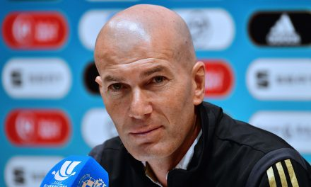 France keen on Zidane as Deschamps' future replacement