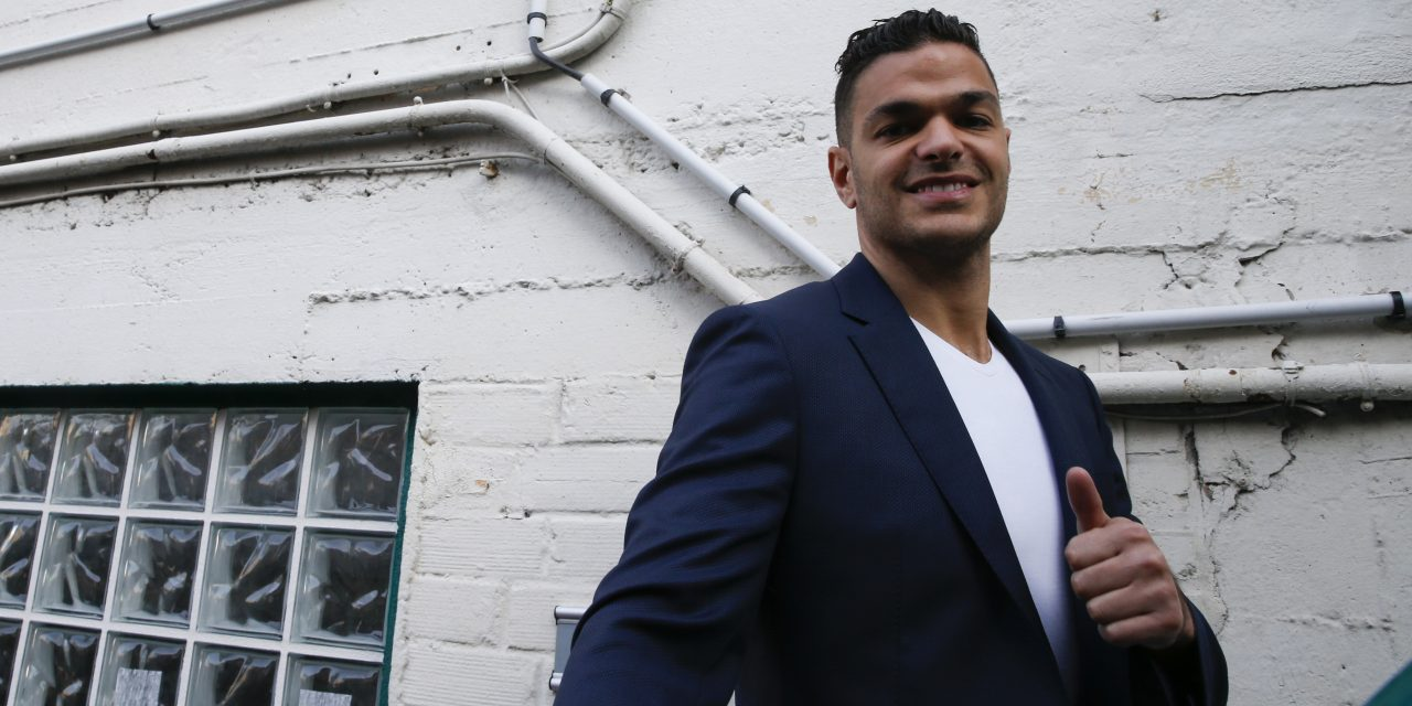Official | Hatem Ben Arfa joins Real Valladolid until the end of the season