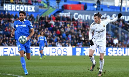 Gareth Bale ruled out of Sunday's clash with Real Valladolid