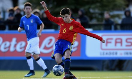 Real Madrid sign Spain U20 international Iván Morante from Villarreal