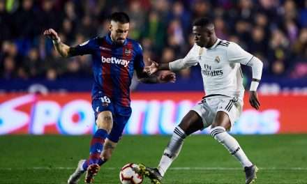 Official | Getafe sign defender Erick Cabaco on a four-and-a-half-year deal from Levante