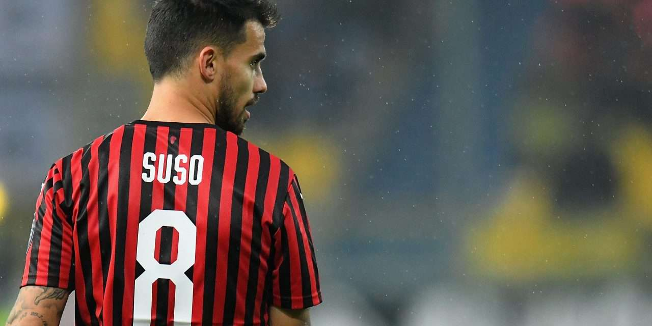 Official | Suso joins Sevilla on an 18-month loan deal from AC Milan