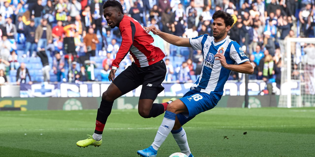 Espanyol will take action against 12 individuals for racial abuse directed at Iñaki Williams.