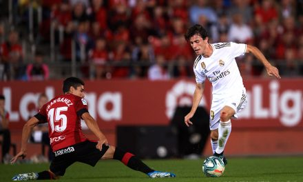 Odriozola close to loan move from Real Madrid