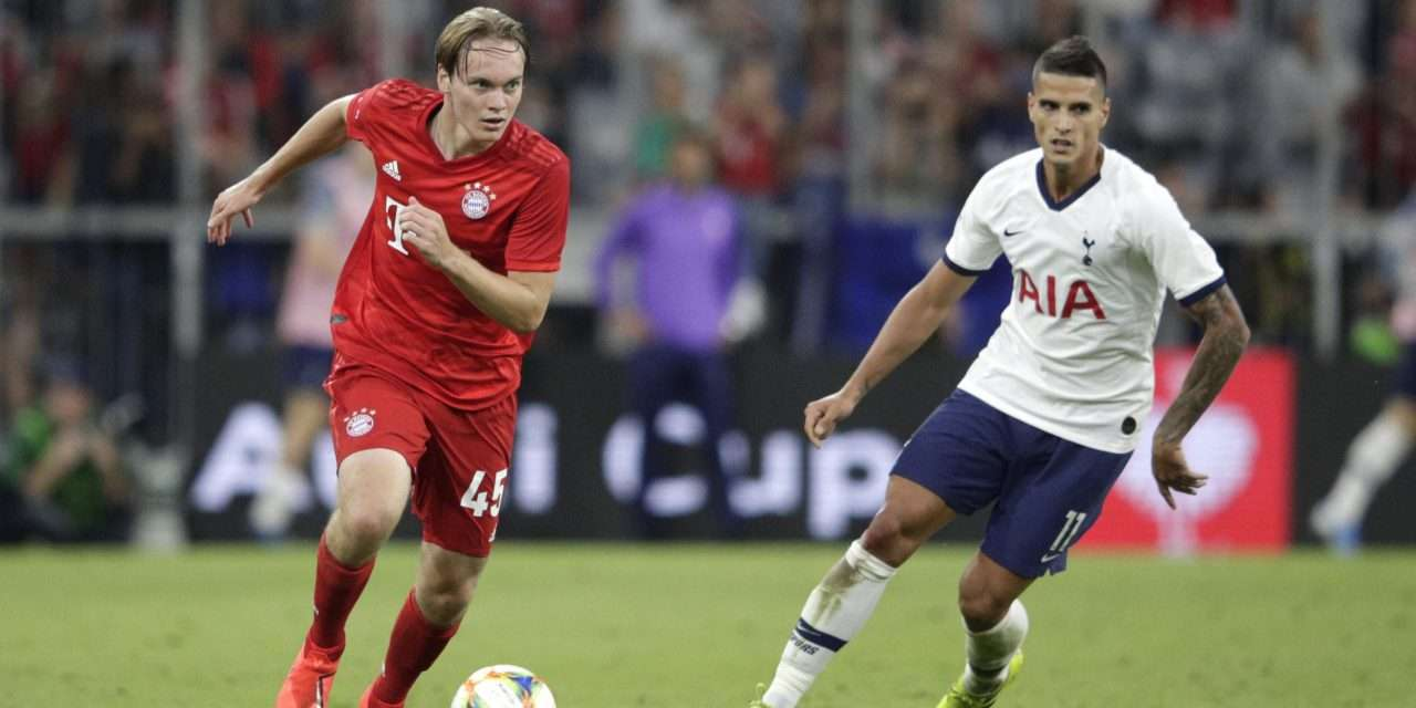 Official | Sevilla have completed the signing of Bayern Munich U19 midfielder Ryan Johansson on a six-year deal.