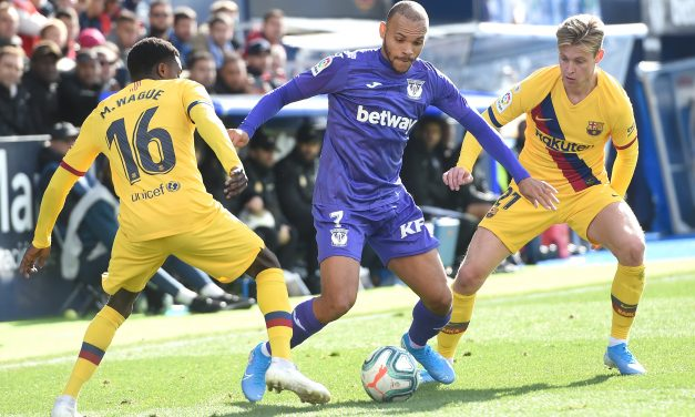 Official | Barcelona sign Martin Braithwaite