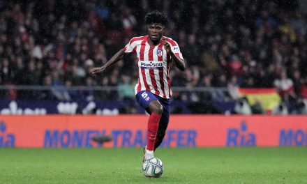 Arsenal interested in Atlético Madrid midfielder Thomas Partey