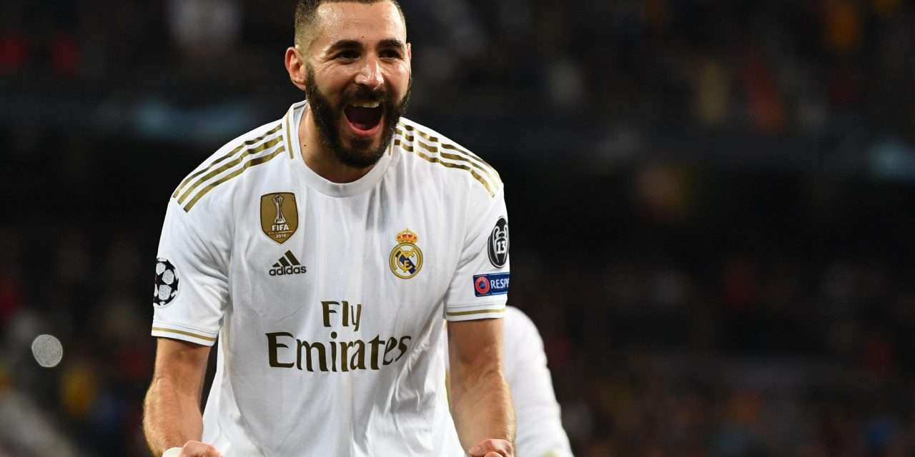 Karim Benzema set for 100th Champions League appearance with Real Madrid