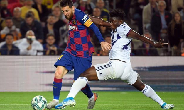Real Madrid monitoring summer move for Real Valladolid defender Mohammed Salisu