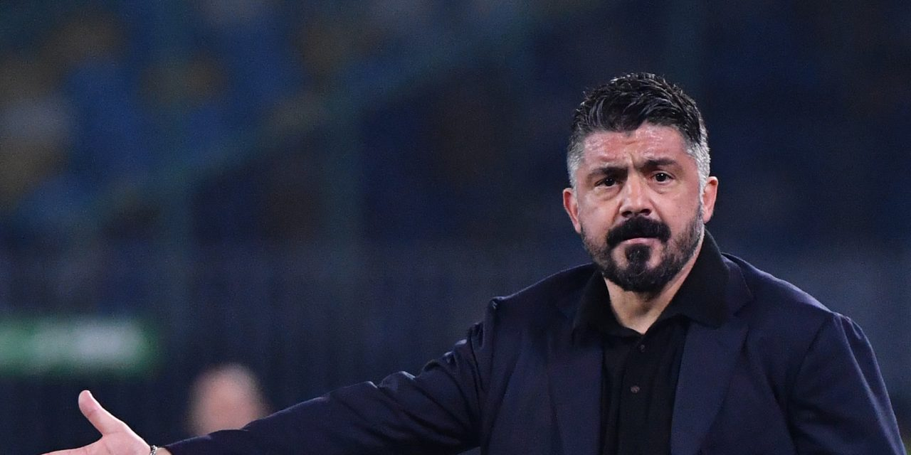 """Gattuso: """"We can't just focus on Messi tomorrow."""""""