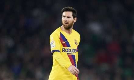 "Messi speaks out after Barcelona social media scandal: ""It's a strange subject"""