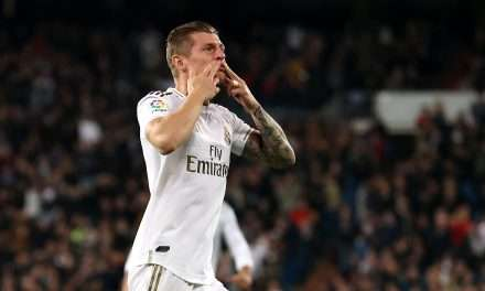 "Toni Kroos: ""I want to finish my career at Madrid."""