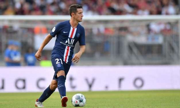 "Ander Herrera: ""My hope is to enjoy my time in Paris, win titles with PSG and one day be able to return home, which is Zaragoza."""