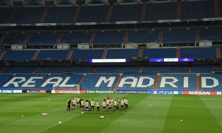 Real Madrid placed in quarantine