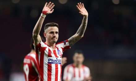 Saúl Ñíguez's new movement is helping victims of COVID-19
