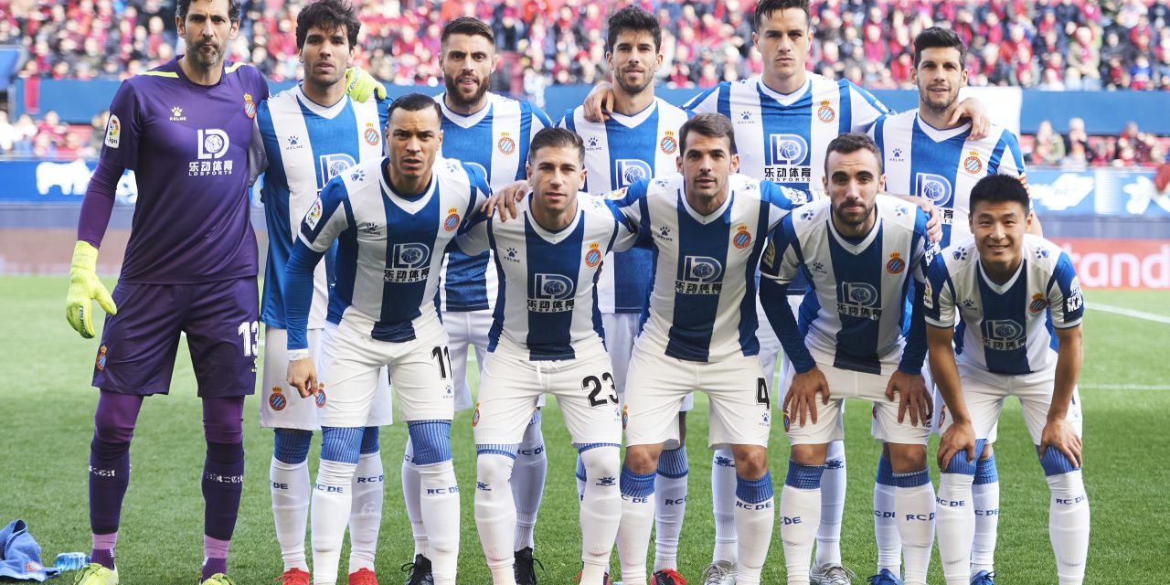 Espanyol announce temporary pay cuts for players and staff
