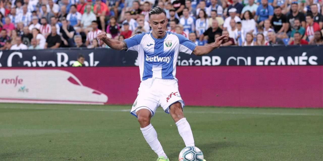 Leganés offer open online fitness classes with their first team