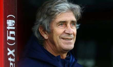 Manuel Pellegrini on Real Betis' managerial shortlist