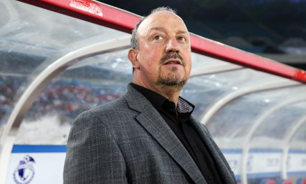 "Rafa Benitez: ""Real Madrid let me work for six months but then, for whatever reason, we didn't interest them anymore."""