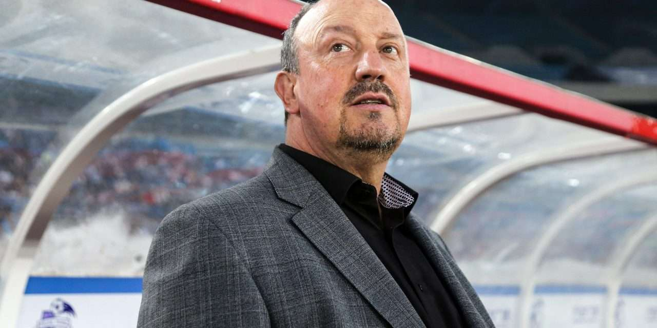"""Rafa Benitez: """"Real Madrid let me work for six months but then, for whatever reason, we didn't interest them anymore."""""""