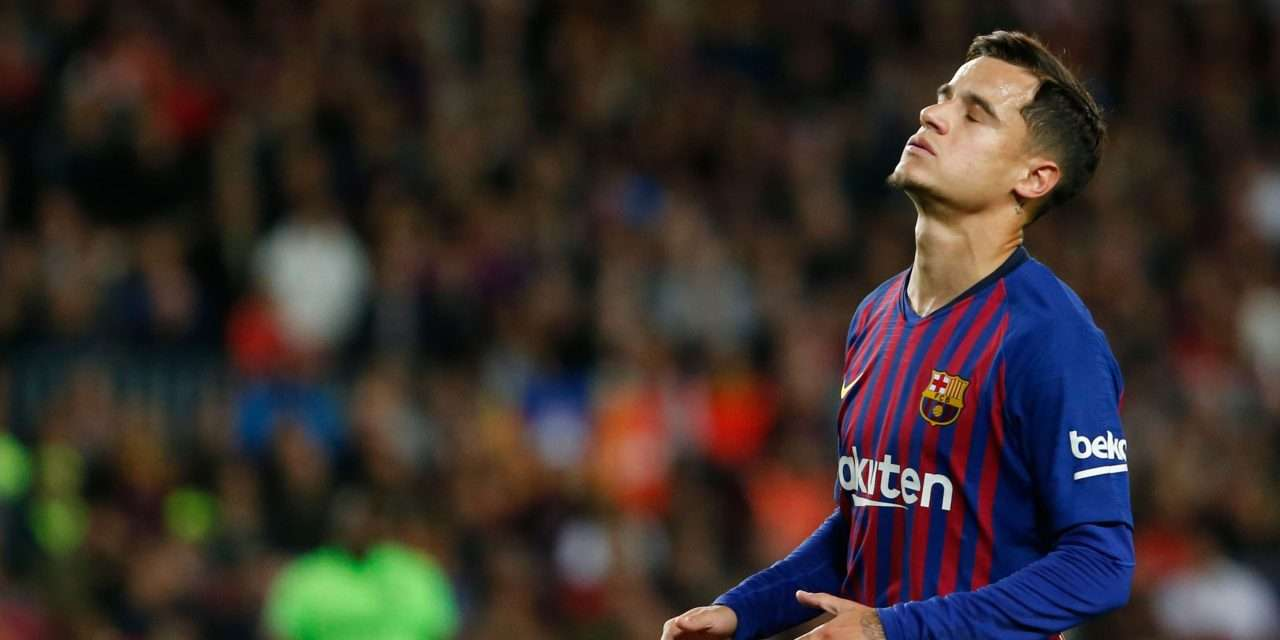 FEATURE   Is Philippe Coutinho's time at Barcelona coming to an end?