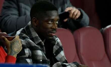 The future of Ousmane Dembélé at Barcelona in limbo