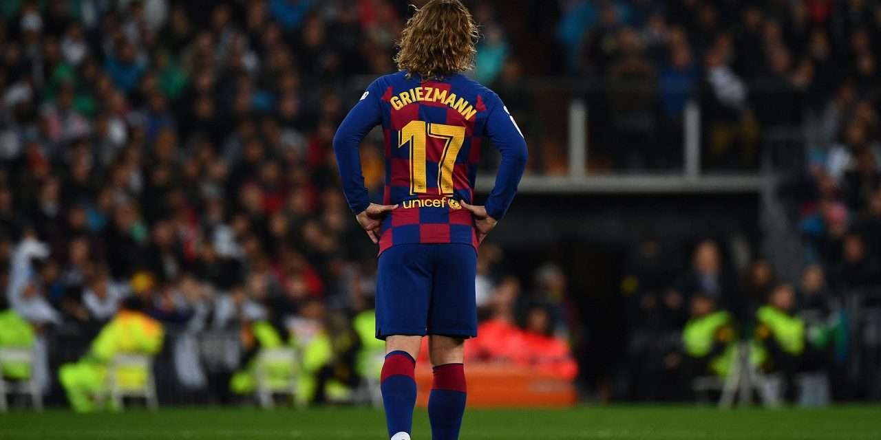 "Antoine Griezmann: ""I would like to get the number seven shirt back."""