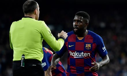 Samuel Umtiti to pay €32,900 for house damages