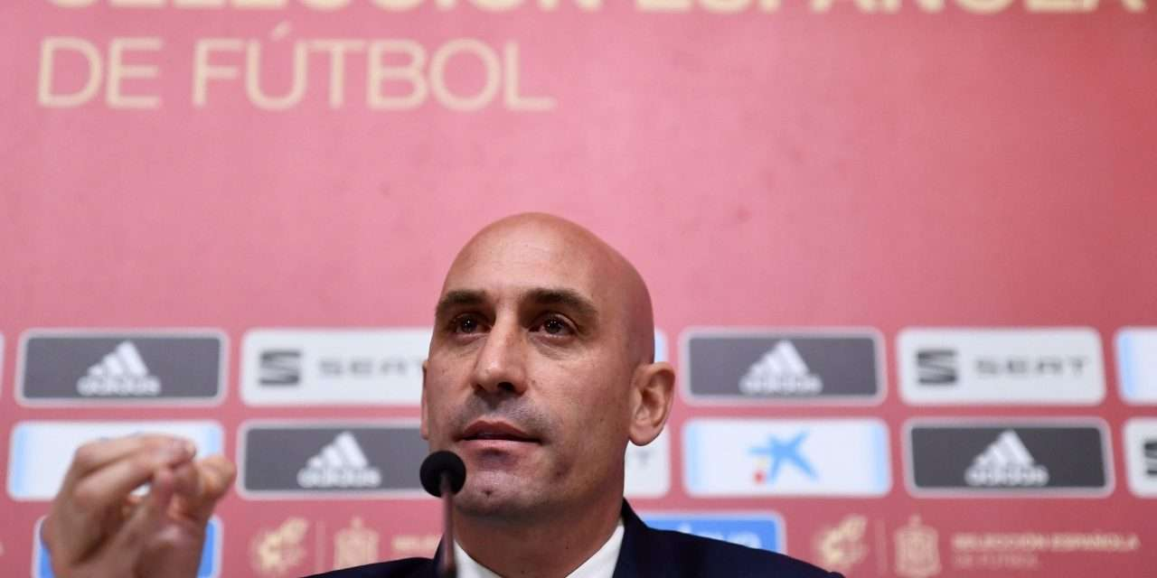 """Luis Rubiales: """"The competitions have to be completed."""""""