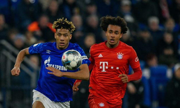 Schalke keen to sign Jean-Clair Todibo on a permanent basis