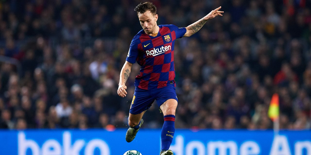 """Ivan Rakitic on COVID-19: """"I've only gone outside to throw out the trash."""""""