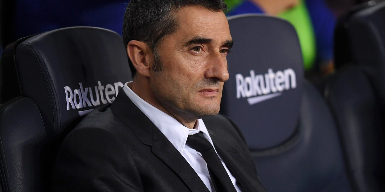 Former Barcelona coach Ernesto Valverde linked with Valencia job
