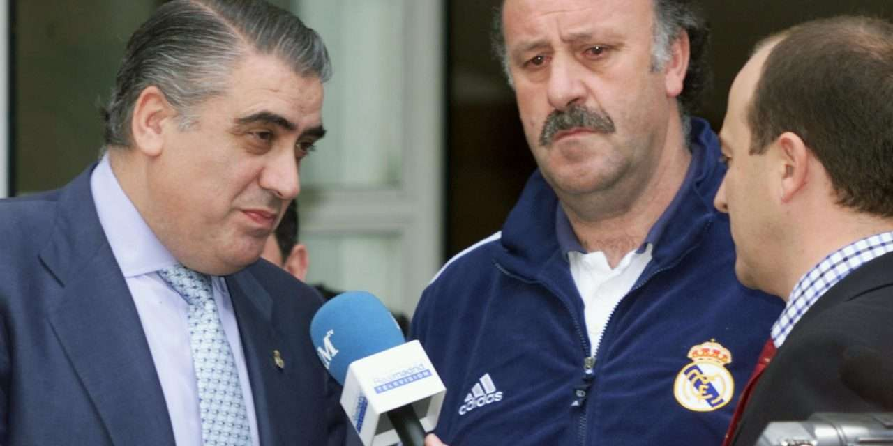 Former Real Madrid president Lorenzo Sanz in intensive care with coronavirus