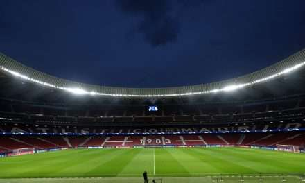 Atlético Madrid to call off training for one week