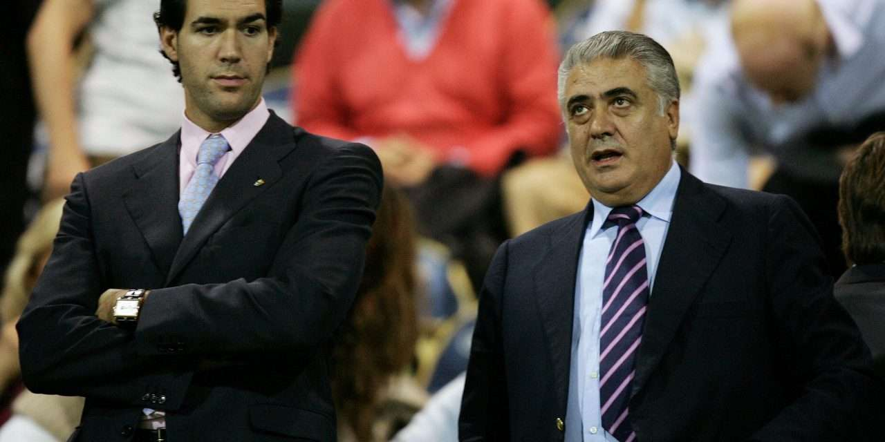 """Lorenzo Sanz Jr on the death of his father: """"His family and Real Madrid were his passions."""""""