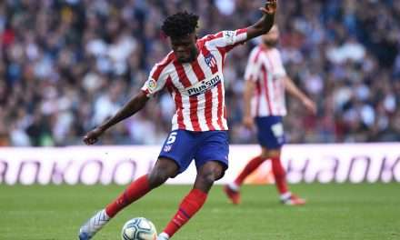 Mikel Arteta keen on Atlético Madrid midfielder Thomas Partey
