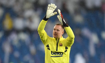 "Marc-André ter Stegen: ""I don't have a clue about football."""