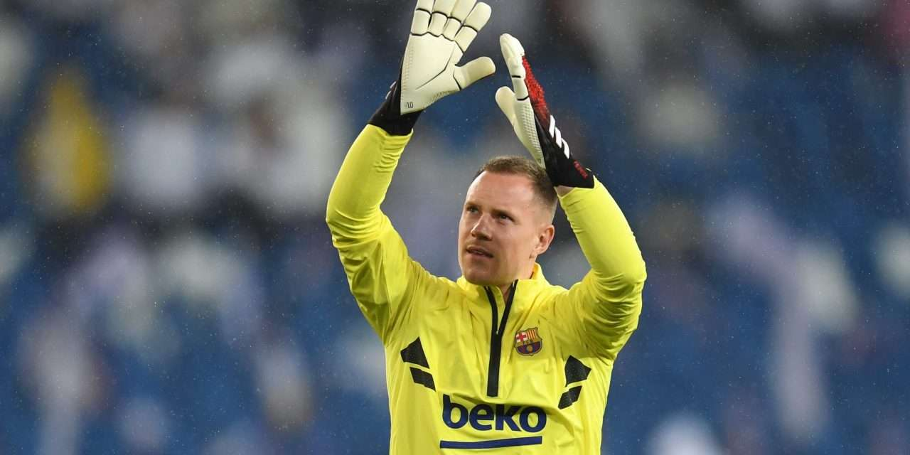 """Marc-André ter Stegen: """"I don't have a clue about football."""""""
