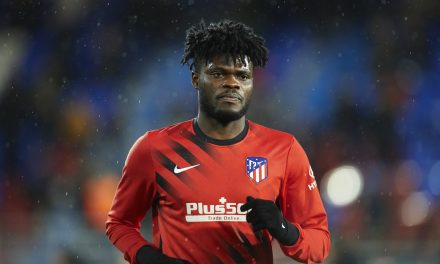 Atlético Madrid midfielder Thomas Partey will listen to offers this summer
