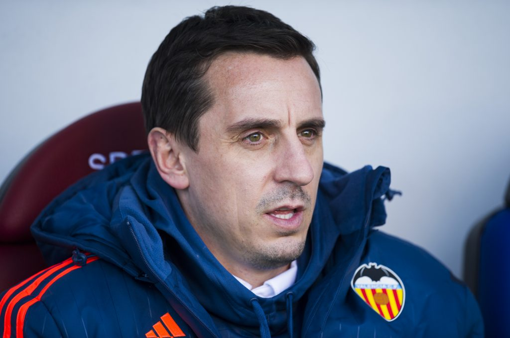 Gary Neville on his time at Valencia: