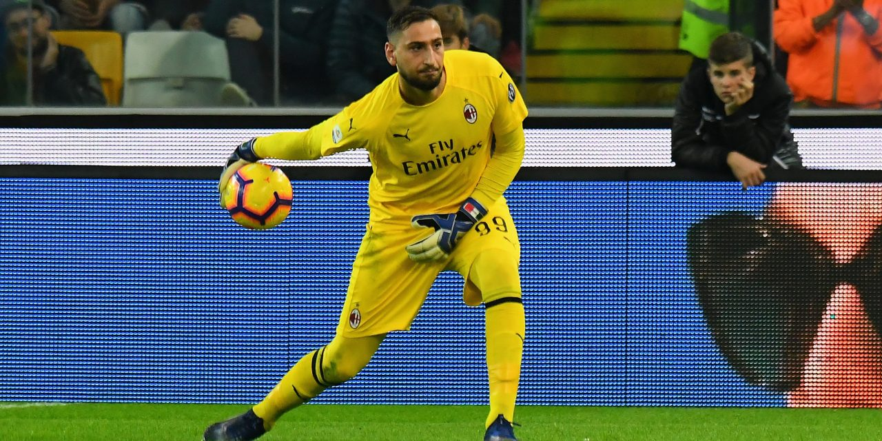 Real Madrid interested in AC Milan goalkeeper Gianluigi Donnarumma