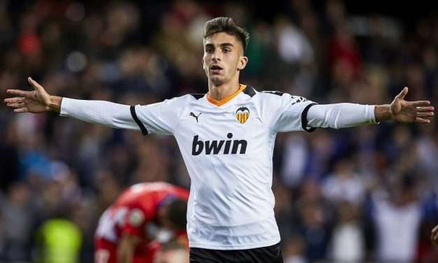 PROSPECT   Ferran Torres – Valencia's prized asset attracting interest from Europe's top clubs