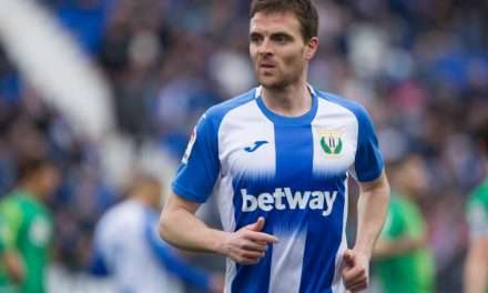 Javier Eraso set to sign new deal at Leganés