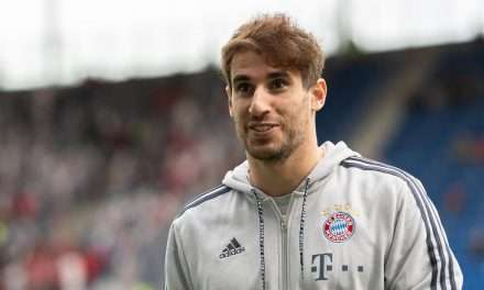 Javi Martínez in talks with Athletic club over a possible comeback