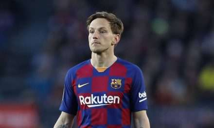 "Ivan Rakitic: ""I'm willing to take the risk to return to football."""
