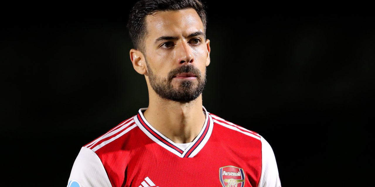 Pablo Marí is hoping to stay at Arsenal
